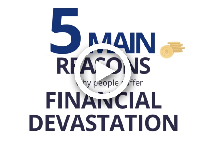 5 Main Reasons For Financial Devastation – Alvin TX